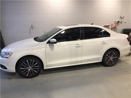 2014 Volkswagen Jetta 1.8 TSI Highline (Stk: 92909A) in Wawa - Image 1 of 6