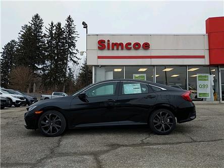 2020 Honda Civic Sport (Stk: 20037) in Simcoe - Image 2 of 19