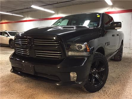 2017 RAM 1500 Sport (Stk: P492) in Newmarket - Image 1 of 21