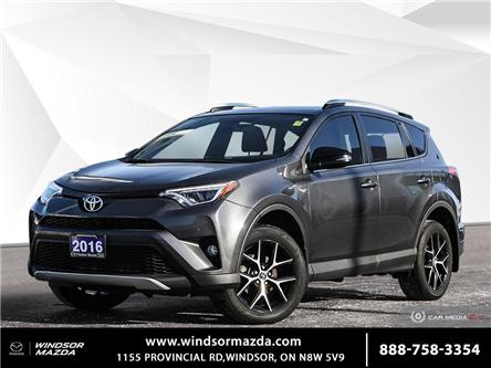 2016 Toyota RAV4 SE (Stk: PR0374) in Windsor - Image 1 of 27