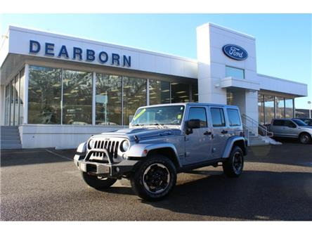 2014 Jeep Wrangler Unlimited SAHARA (Stk: NL023AA) in Kamloops - Image 1 of 31