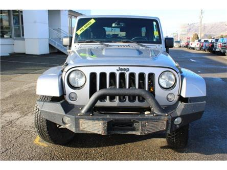 2014 Jeep Wrangler Unlimited SAHARA (Stk: NL023AA) in Kamloops - Image 2 of 31