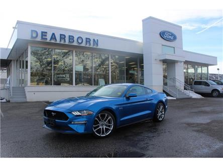 2019 Ford Mustang GT PREMIUM (Stk: TK493A) in Kamloops - Image 1 of 28
