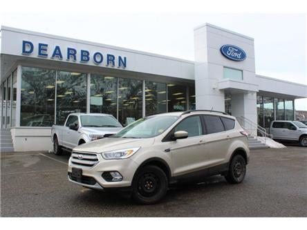 2018 Ford Escape SEL 4WD (Stk: TK457AA) in Kamloops - Image 1 of 28