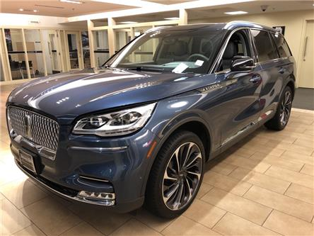 2020 Lincoln Aviator Reserve (Stk: 20684) in Vancouver - Image 1 of 9