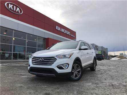 2016 Hyundai Santa Fe XL Luxury (Stk: P0471) in Calgary - Image 1 of 8