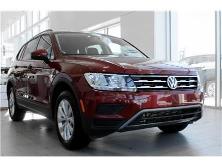 2019 Volkswagen Tiguan Trendline (Stk: V7355) in Saskatoon - Image 1 of 20