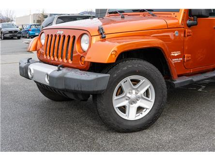 2011 Jeep Wrangler Unlimited Sahara (Stk: 9M103A) in Chilliwack - Image 2 of 21