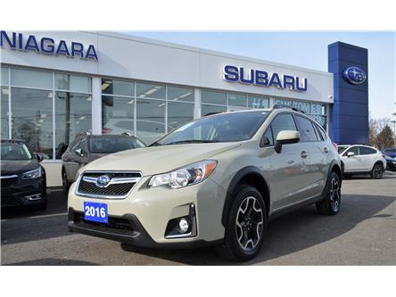 2016 Subaru Crosstrek Touring Package (Stk: Z1621) in St.Catharines - Image 1 of 27