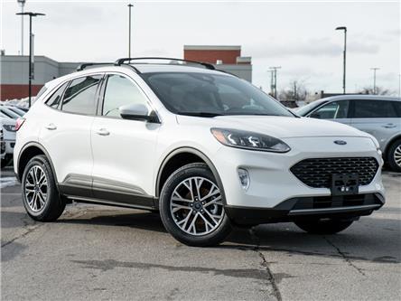 2020 Ford Escape SEL (Stk: 200126) in Hamilton - Image 1 of 28