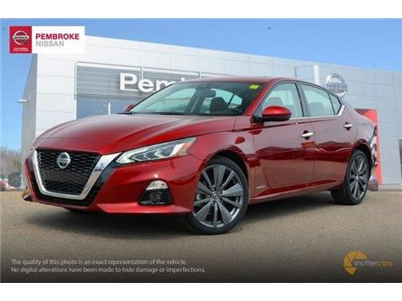 2019 Nissan Altima 2.5 Platinum (Stk: 19035) in Pembroke - Image 2 of 20