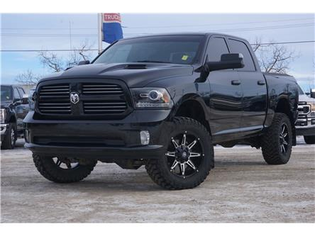2017 RAM 1500 Sport (Stk: S192476B) in Dawson Creek - Image 2 of 16