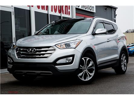 2014 Hyundai Santa Fe Sport  (Stk: 2092) in Chatham - Image 1 of 26
