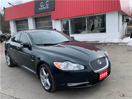2009 Jaguar XF Premium Luxury (Stk: ) in Cobourg - Image 1 of 18