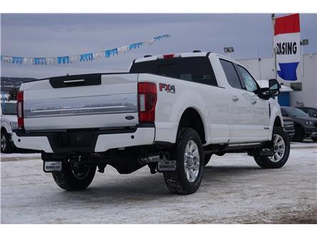 2020 Ford F-350 Platinum (Stk: T202025) in Dawson Creek - Image 2 of 16