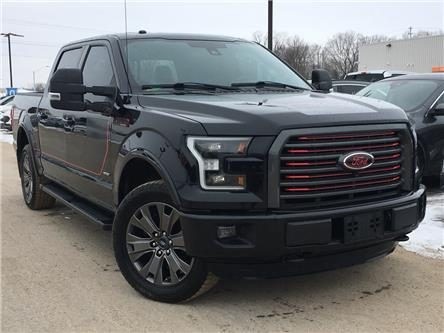2016 Ford F-150 Lariat (Stk: 20T155A) in Midland - Image 1 of 25