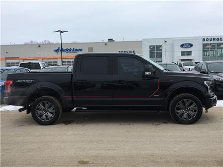 2016 Ford F-150 Lariat (Stk: 20T155A) in Midland - Image 2 of 25