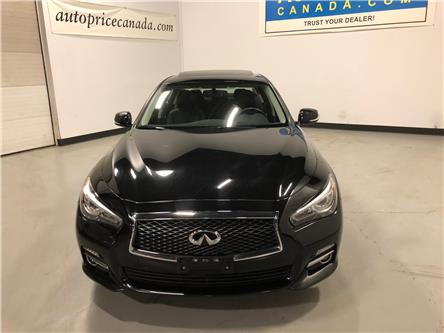 2016 Infiniti Q50 2.0T Base (Stk: W0852) in Mississauga - Image 2 of 27