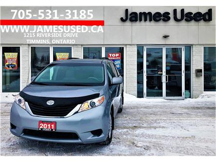 2011 Toyota Sienna LE 8 Passenger (Stk: N19405A) in Timmins - Image 1 of 14