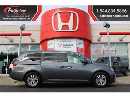2016 Honda Odyssey EX-L (Stk: 22093A) in Greater Sudbury - Image 1 of 37