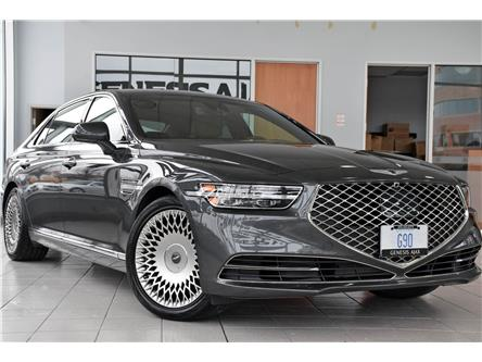 2020 Genesis G90 3.3T Elite (Stk: G20020) in Ajax - Image 1 of 38