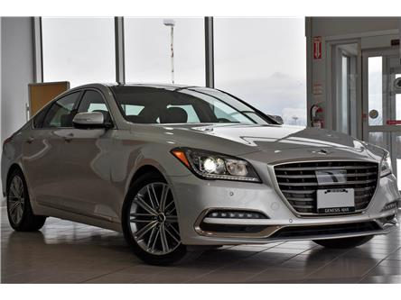 2019 Genesis G80 3.8 Technology (Stk: G19017) in Ajax - Image 1 of 25