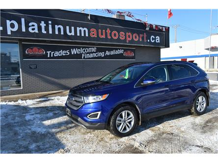 2015 Ford Edge SEL (Stk: PP558) in Saskatoon - Image 1 of 25