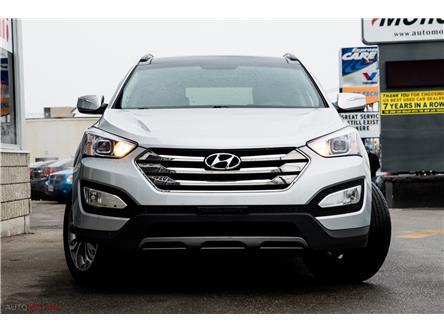 2014 Hyundai Santa Fe Sport  (Stk: 2092) in Chatham - Image 2 of 26
