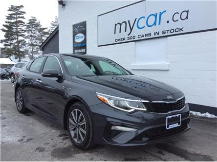 2019 Kia Optima LX+ (Stk: 200132) in North Bay - Image 1 of 20