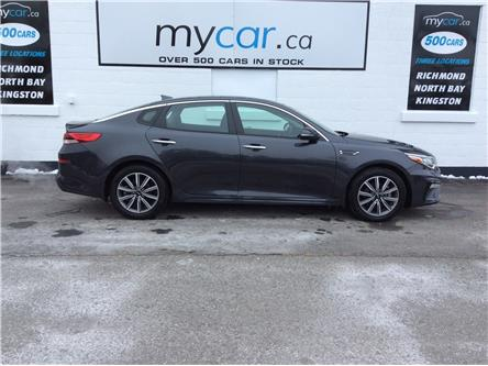 2019 Kia Optima LX+ (Stk: 200132) in North Bay - Image 2 of 20