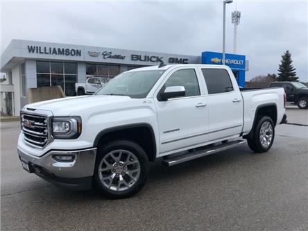 2018 GMC Sierra 1500 SLT (Stk: 191357A) in Uxbridge - Image 1 of 19
