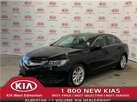 2017 Acura ILX Technology Package (Stk: 7438) in Edmonton - Image 1 of 30