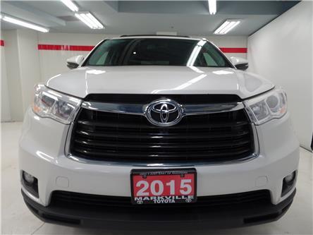 2015 Toyota Highlander XLE (Stk: 37031U) in Markham - Image 2 of 27