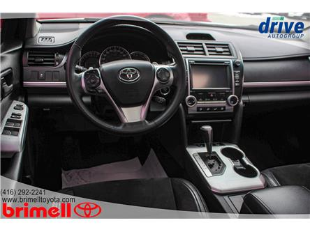 2014 Toyota Camry SE (Stk: 196068AB) in Scarborough - Image 2 of 25