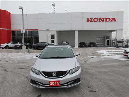 2015 Honda Civic EX (Stk: SS3745) in Ottawa - Image 2 of 15