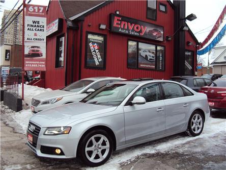 2009 Audi A4 2.0T Premium (Stk: ) in Ottawa - Image 1 of 26