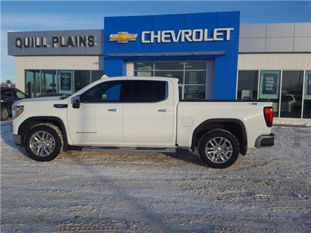 2020 GMC Sierra 1500 SLT (Stk: 20T022) in Wadena - Image 1 of 17