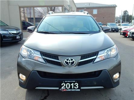 2013 Toyota RAV4 Limited (Stk: 2T3DFR) in Kitchener - Image 2 of 27
