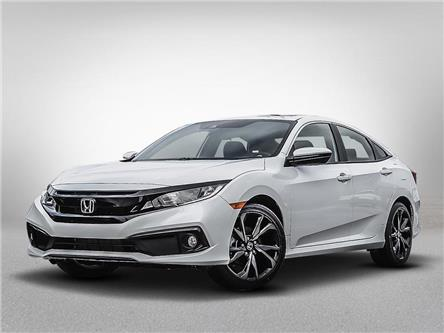 2020 Honda Civic Sport (Stk: 10C1083) in Hamilton - Image 1 of 23