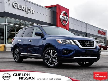 2020 Nissan Pathfinder Platinum (Stk: N20551) in Guelph - Image 1 of 30