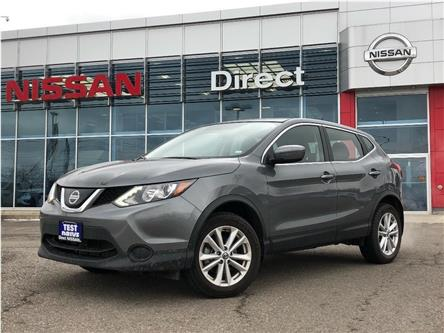 2019 Nissan Qashqai S | CERTIFIED PRE-OWNED | FREE REMOTE STARTER!!! (Stk: P0658) in Mississauga - Image 1 of 19