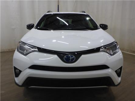 2017 Toyota RAV4 Hybrid SE (Stk: 20012878) in Calgary - Image 2 of 26