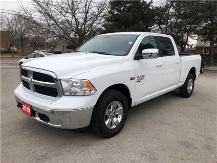 2019 RAM 1500 Classic 4x4 | Crew cab | Bu cam | Bluetooth | Loaded (Stk: 5533) in Stoney Creek - Image 2 of 21