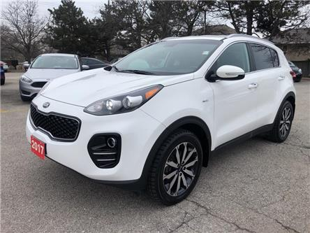 2017 Kia Sportage EX |AWD |HEATED SEATS |BACKUP CAM (Stk: 5585A) in Stoney Creek - Image 1 of 20