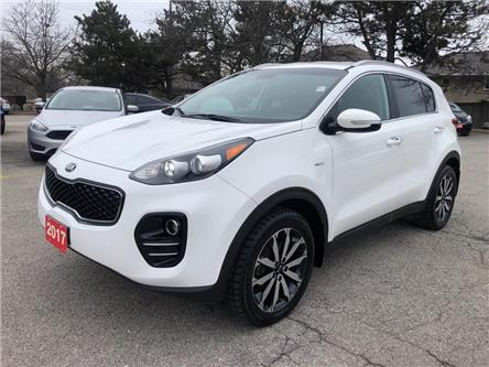 2017 Kia Sportage EX |AWD |HEATED SEATS |BACKUP CAM (Stk: 5585A) in Stoney Creek - Image 2 of 20