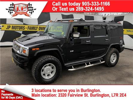 2003 Hummer H2 Base (Stk: 48757) in Burlington - Image 1 of 24