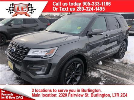 2017 Ford Explorer XLT (Stk: 48644) in Burlington - Image 1 of 19