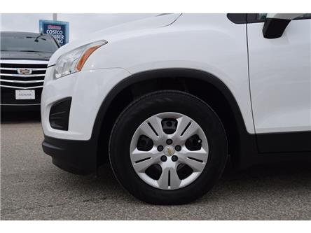 2015 Chevrolet Trax LS | FWD | NEW TIRES | ONE OWNER (Stk: 385326A) in Milton - Image 2 of 17