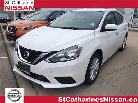 2019 Nissan Sentra  (Stk: SE19033) in St. Catharines - Image 1 of 5