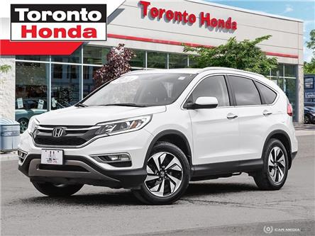 2016 Honda CR-V Touring (Stk: H39984L) in Toronto - Image 1 of 27